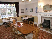 dining room b & B York